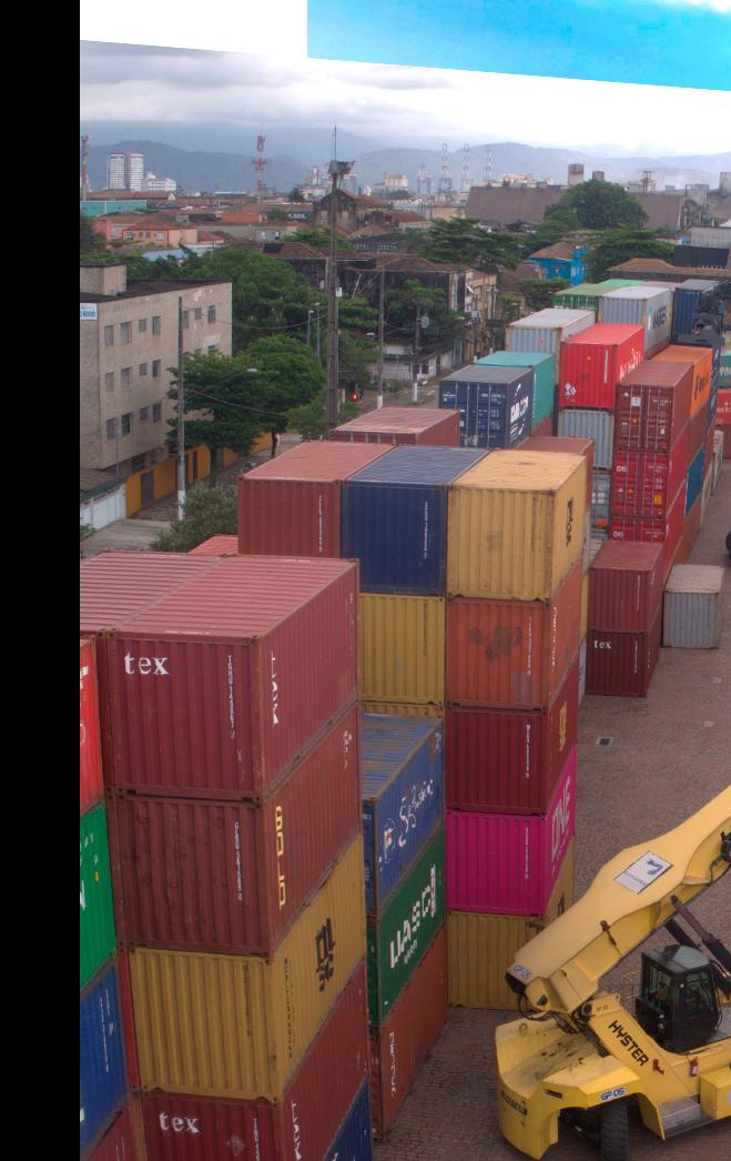 Infraestrutura e Logística Portuária - Grupo ABA Infra